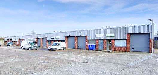 Warehouse Commercial for rent in UNIT 75, WHITBY ROAD,THE CLIPSTONE ESTATE,SLOUGH,SL1 3DR, The Clipstone Estate, Slough
