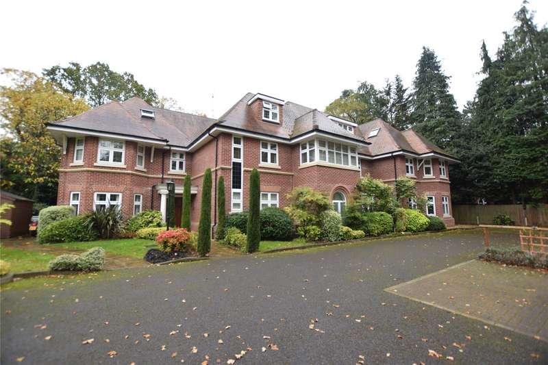 2 Bedrooms Apartment Flat for sale in Grasmere, Knightsbridge Road, Camberley, Surrey, GU15