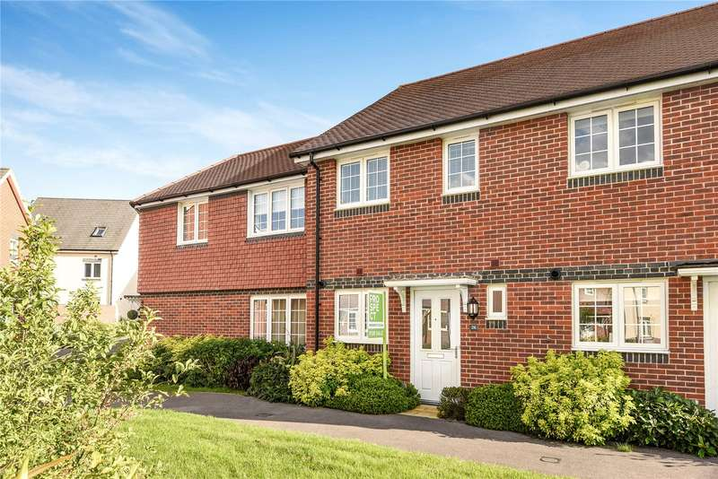 2 Bedrooms Terraced House for sale in Elk Path, Three Mile Cross, Reading, Berkshire, RG7