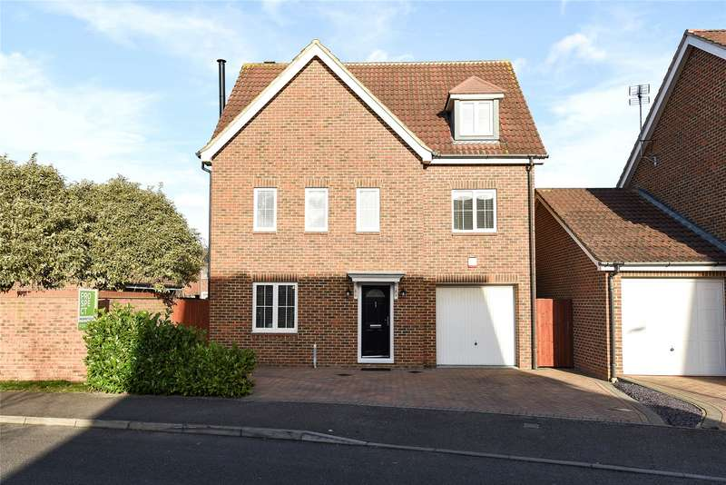6 Bedrooms Detached House for sale in Dexter Way, Winnersh, Wokingham, Berkshire, RG41