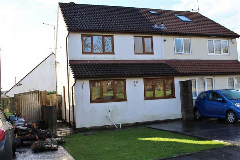 3 Bedrooms Semi Detached House for sale in Burnham Drive, Newton