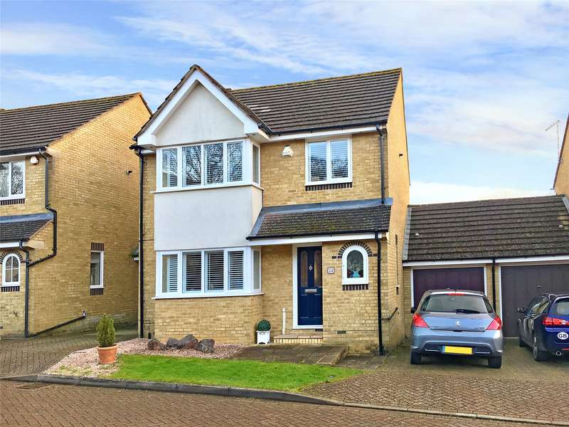 3 Bedrooms Link Detached House for sale in Hazelwood Heights, Hurst Green, Oxted, Surrey, RH8