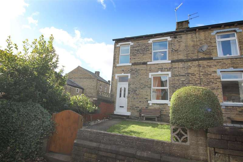 2 Bedrooms End Of Terrace House for sale in Livingstone Street North, Holmfield, Halifax