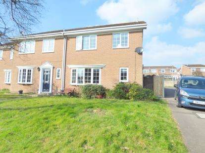4 Bedrooms End Of Terrace House for sale in Fareham, Hampshire