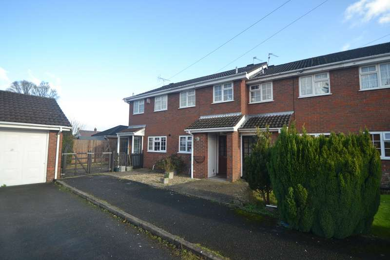 2 Bedrooms Terraced House for sale in Poulner, Ringwood BH24