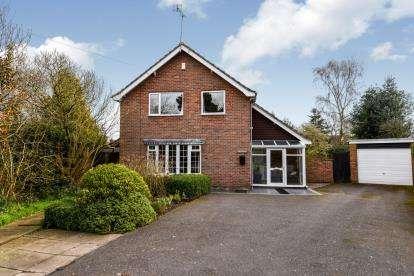 3 Bedrooms Detached House for sale in Church Lane, Kirk Langley, Ashbourne, Derbyshire