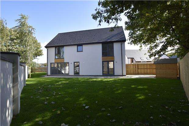 4 Bedrooms Detached House for sale in Sheep Field Gardens - Plot 7, Portishead, Bristol, BS20 6QL