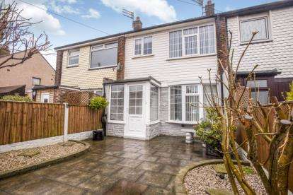 3 Bedrooms Terraced House for sale in Durham Avenue, Thornton-Cleveleys, FY5