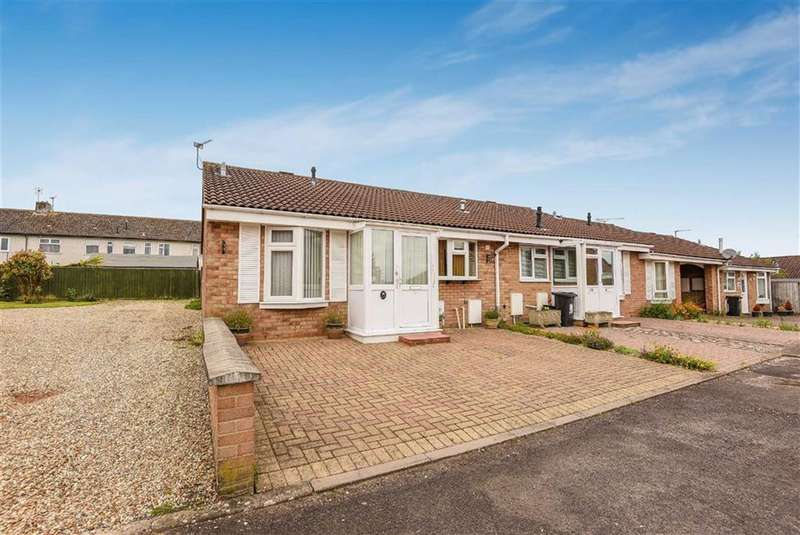 2 Bedrooms Semi Detached Bungalow for sale in The Cullerns, Highworth, Wiltshire