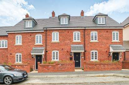 3 Bedrooms Terraced House for sale in Wilkinson Road, Kempston, Bedford, Bedfordshire