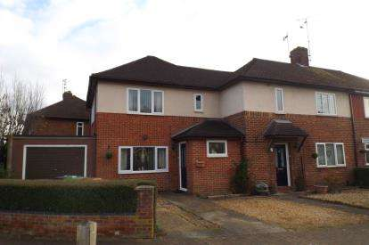 5 Bedrooms Semi Detached House for sale in Chaucer Road, Peterborough, Cambridgeshire