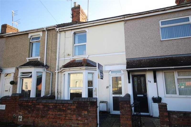 3 Bedrooms Terraced House for sale in Jennings Street, Rodbourne, Swindon