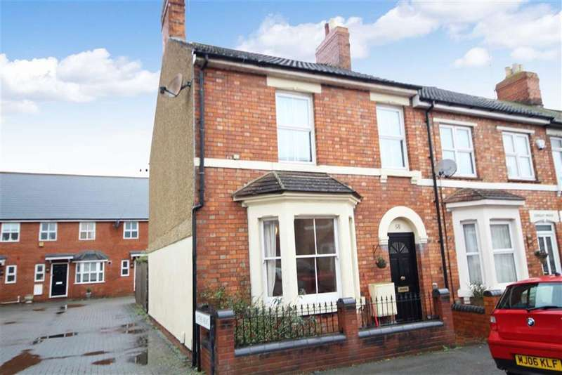 3 Bedrooms End Of Terrace House for sale in Hythe Road, Old Town, Swindon