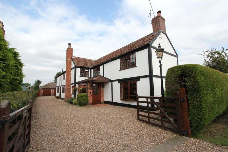 4 Bedrooms Detached House for sale in Normanton-on-Trent, Newark, Nottinghamshire