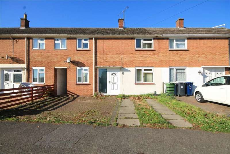 3 Bedrooms Terraced House for sale in Carlton Way, Cambridge, CB4