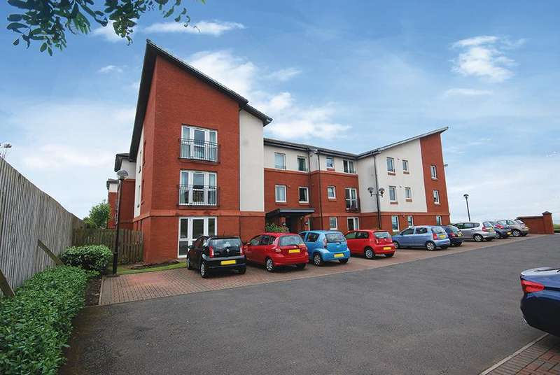 1 Bedroom Apartment Flat for sale in 29 Sanderling View, Troon, KA10 6LU