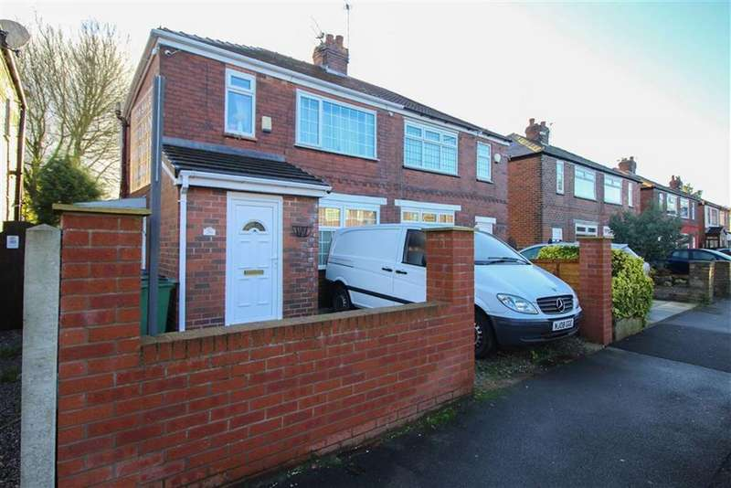 3 Bedrooms Semi Detached House for sale in Dalkeith Road, South Reddish, Stockport