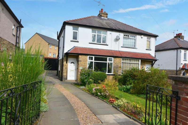 3 Bedrooms Semi Detached House for sale in Apperley Road, Bradford