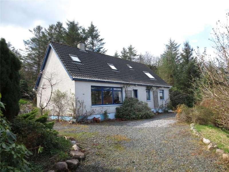 3 Bedrooms Detached Bungalow for sale in Ardsheen, Badachro, Gairloch, Highland, IV21