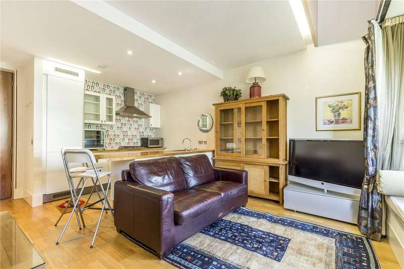 1 Bedroom Flat for sale in Carlton Square, Carlton Drive, London, SW15