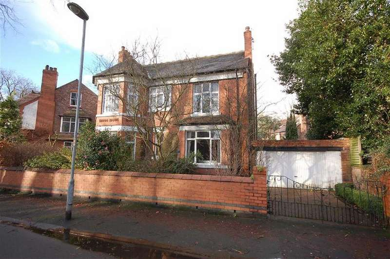 6 Bedrooms Detached House for sale in Clayton Avenue, Didsbury, Manchester, M20
