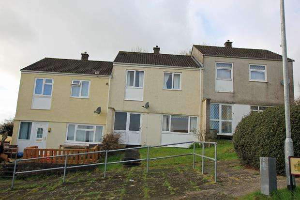 3 Bedrooms Terraced House for sale in Bro Myrddin, Jobs Well Road,, Carmarthen, Carmarthenshire