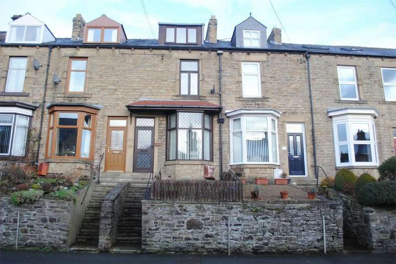 3 Bedrooms Town House for sale in Dales Terrace, Stanhope, Bishop Auckland, County Durham