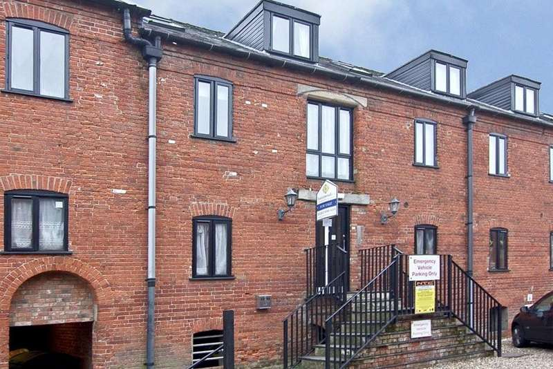 2 Bedrooms Apartment Flat for sale in The Maltings, Dereham