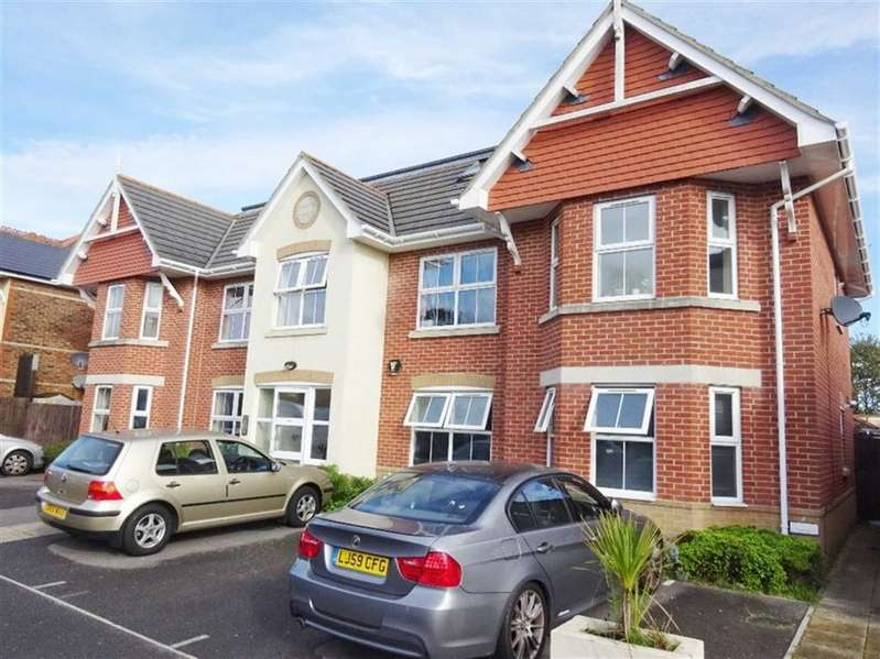 2 Bedrooms Flat for sale in Nortoft Road, Bournemouth, Dorset