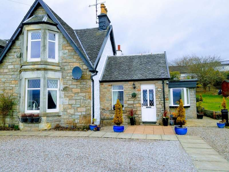 5 Bedrooms Semi Detached House for sale in 2 Victoria Cottage, Minard, Inveraray, PA32 8YB