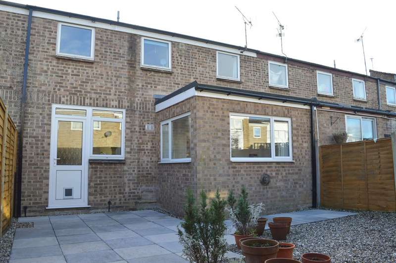 3 Bedrooms Terraced House for sale in Swindon SN3