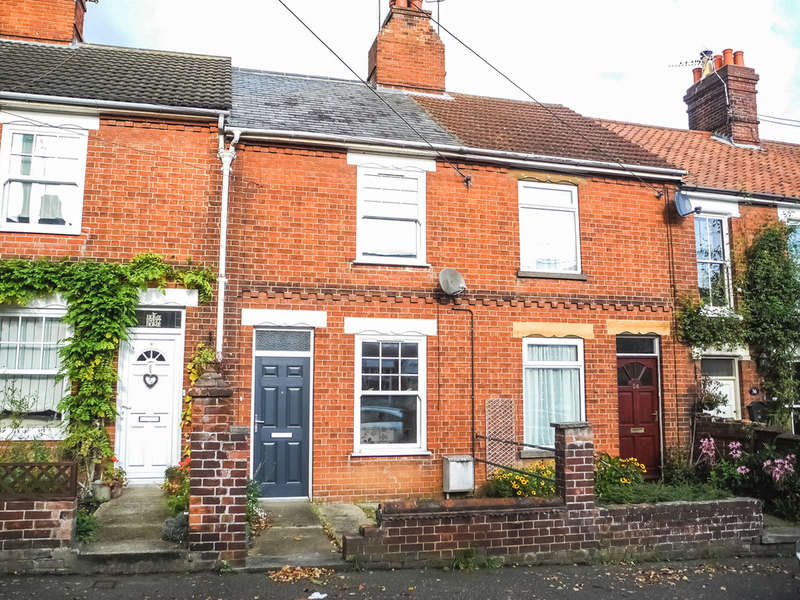 3 Bedrooms Terraced House for sale in Fredericks Road, Beccles, Suffolk