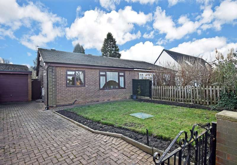 1 Bedroom Semi Detached Bungalow for sale in Hare Park Lane, Crofton, Wakefield