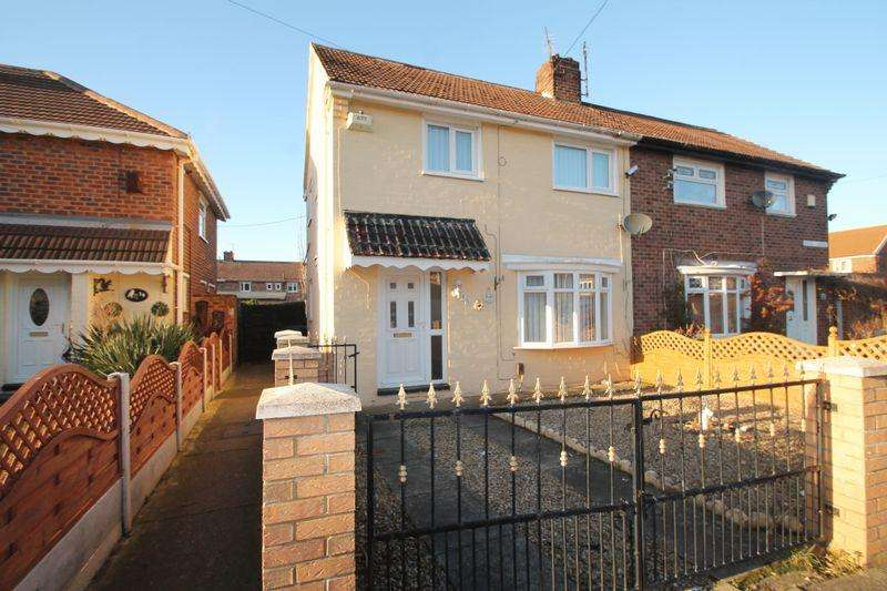 3 Bedrooms Semi Detached House for rent in Epping Avenue, Park End