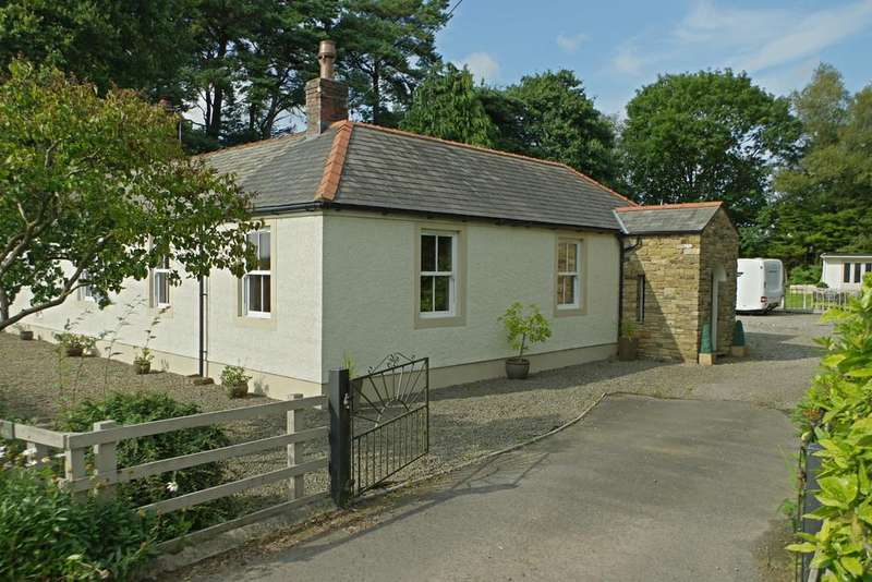 4 Bedrooms Detached Bungalow for sale in Brampton Road, Longtown