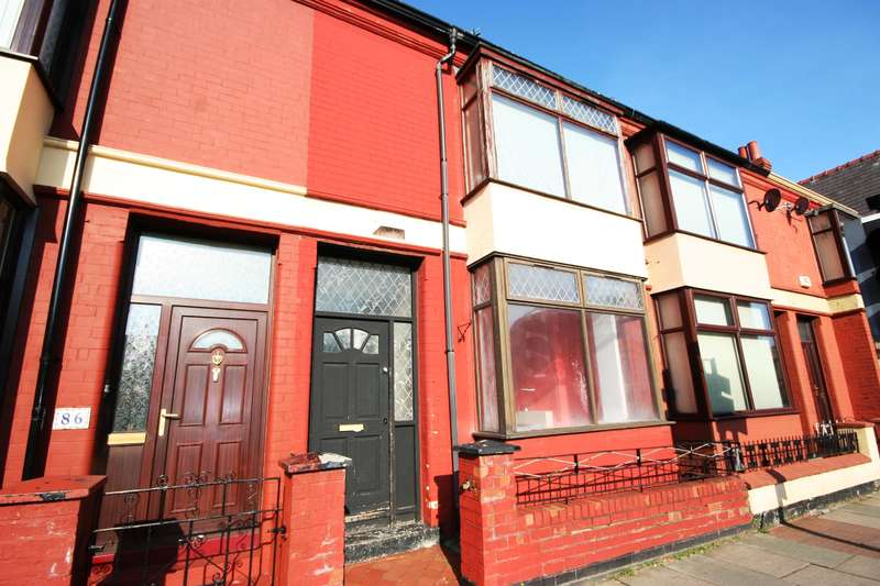 3 Bedrooms Terraced House for sale in Poulton Road, Wallasey, CH44 9DH