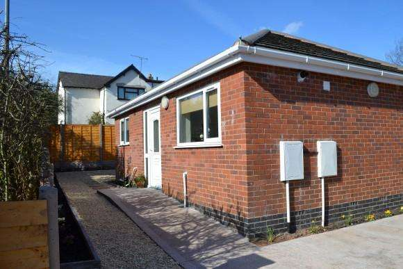 1 Bedroom Detached Bungalow for sale in Redhill Road, Cannock