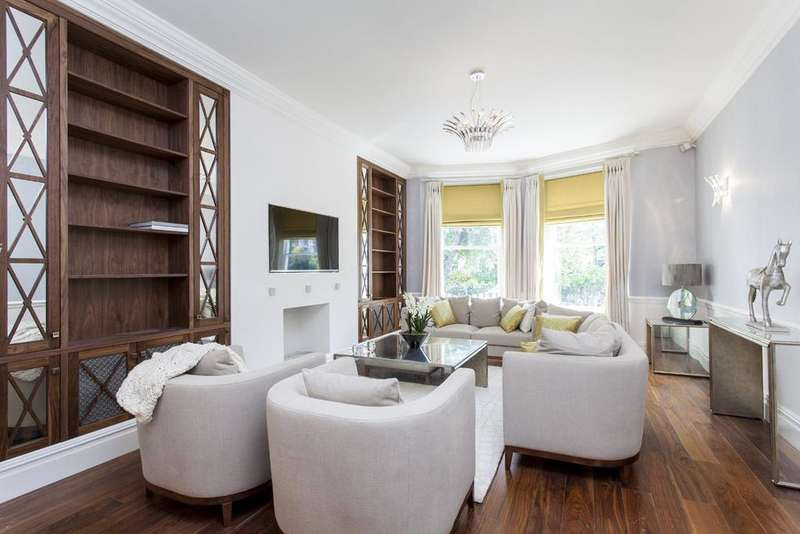 2 Bedrooms Flat for rent in Montagu Square, Marylebone, London, W1H