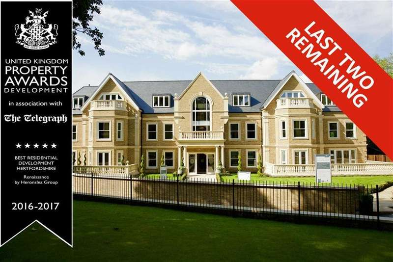 3 Bedrooms Apartment Flat for sale in Last 2 Remaining! Cockfosters Road, Hadley Wood, Hertfordshire