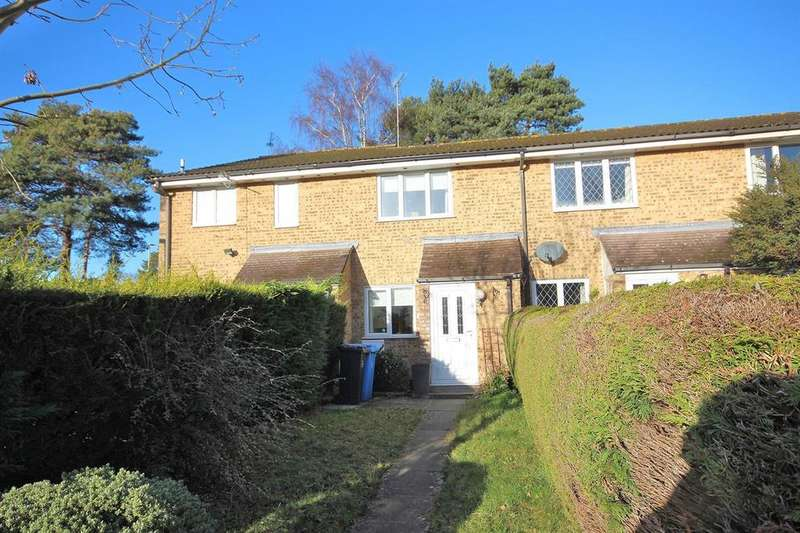 2 Bedrooms Terraced House for sale in Swift Close, Creekmoor, Poole