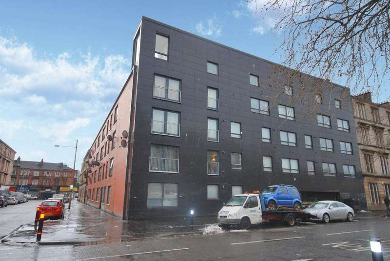 1 Bedroom Flat for sale in 2/2, 11 Lorne Street, Kinning Park, Glasgow, G51 1DP