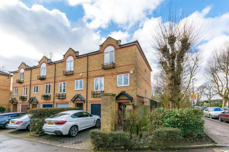 3 Bedrooms House for sale in Edensor Road, Chiswick, W4