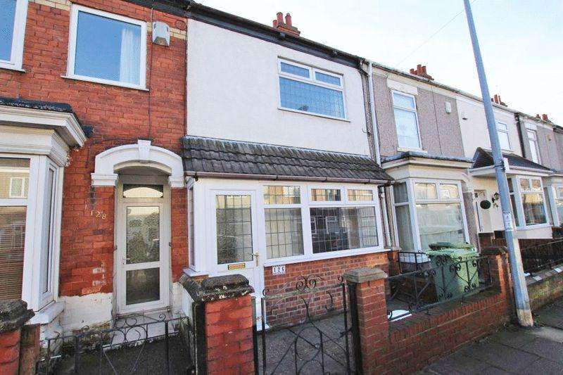 3 Bedrooms Terraced House for sale in COLUMBIA ROAD. GRIMSBY