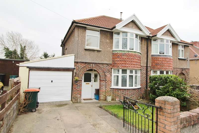 3 Bedrooms Semi Detached House for sale in Ladyhill Road, Newport, NP19