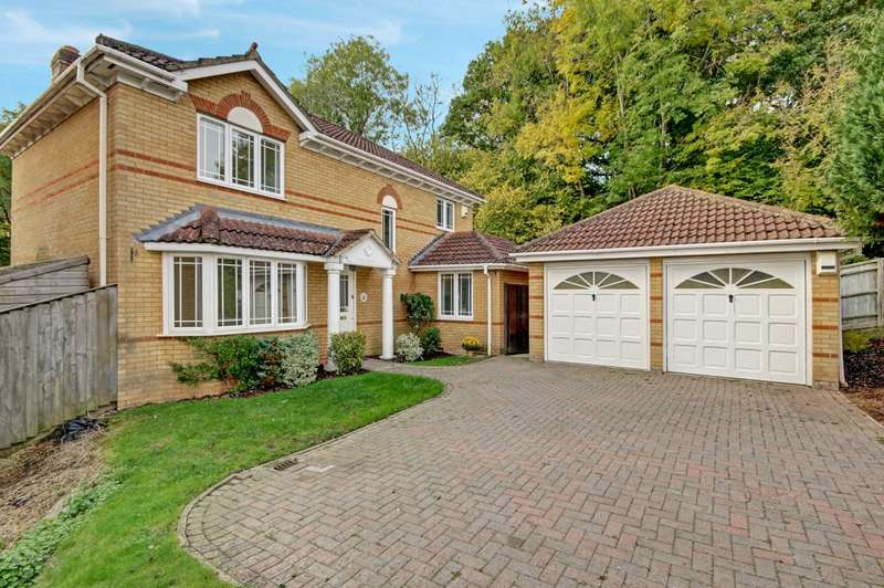 4 Bedrooms Detached House for rent in Withybed Way Thatcham RG18