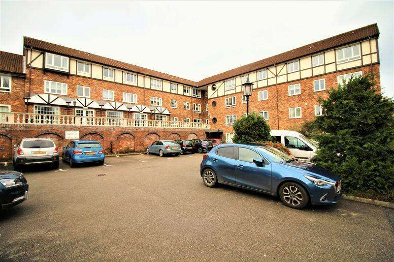 1 Bedroom Apartment Flat for sale in Heath Road, Bebington