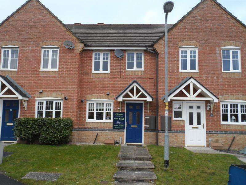 2 Bedrooms Terraced House for sale in Charles Street, Brymbo, Wrexham