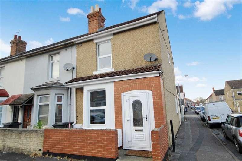 3 Bedrooms End Of Terrace House for sale in Ipswich Street, Ferndale, Swindon
