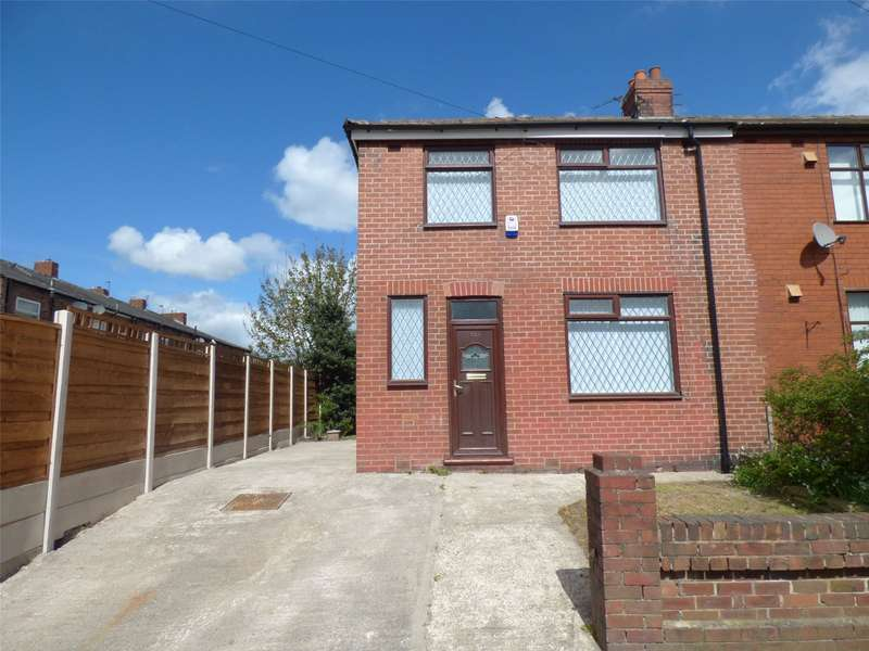3 Bedrooms End Of Terrace House for sale in Chestnut Street, Chadderton, Oldham, OL9