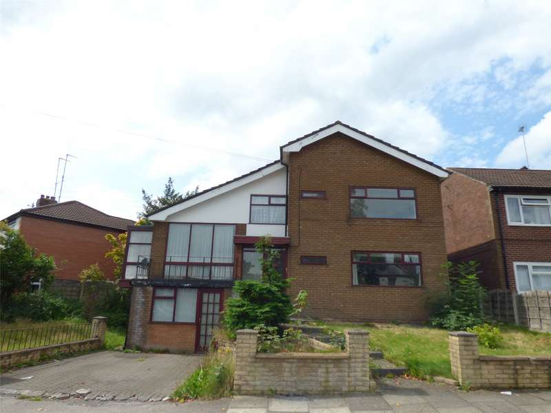 4 Bedrooms Detached House for sale in Middleton Road, Rhodes, Middleton, Manchester, M24